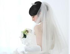ウェディング 花嫁